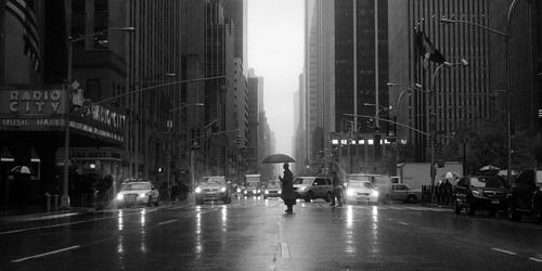 Rainy Avenue of the Americas | by Airicsson