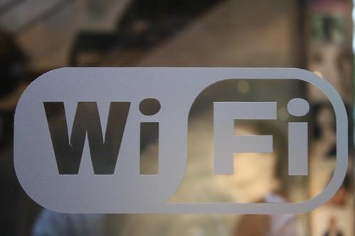Wi-Fi в общественном транспорте.