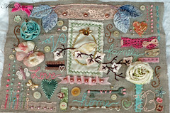 Embroidery Sampler for Virginia | by Alisa Noble
