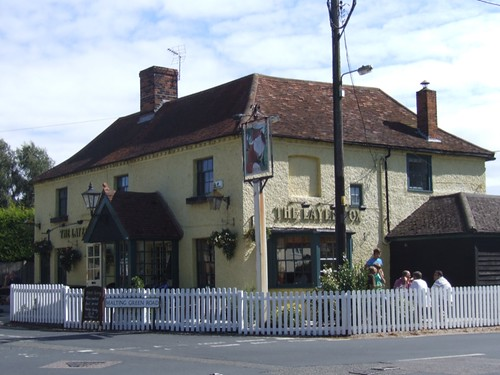 The Layer Fox, Layer de la Haye, Essex