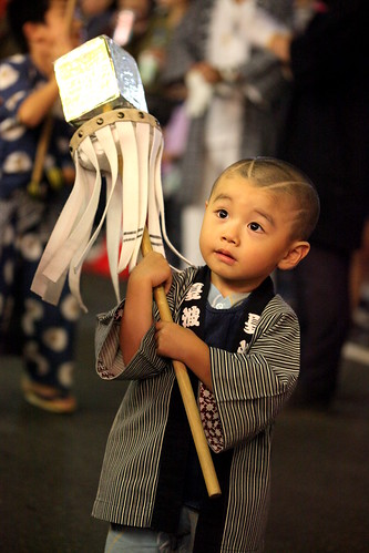 Honmonji本門寺Festival祭り Parade Leader in Training | by Ryuugakusei