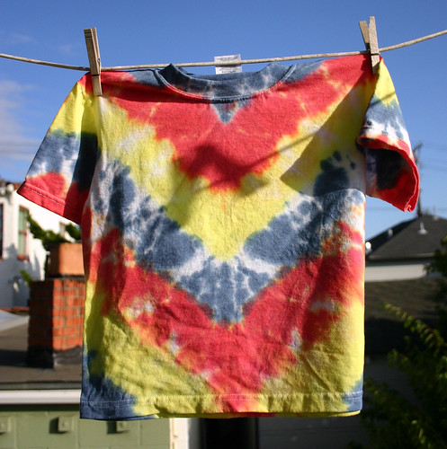 Tie Dye T-Shirts | by Wendy Copley