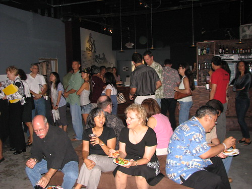 The crowd at SOHO | by Hawaii Intl Film Festival