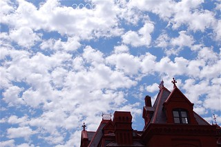 Painted Sky Over Blaine Mansion | by Sprezzatura Images
