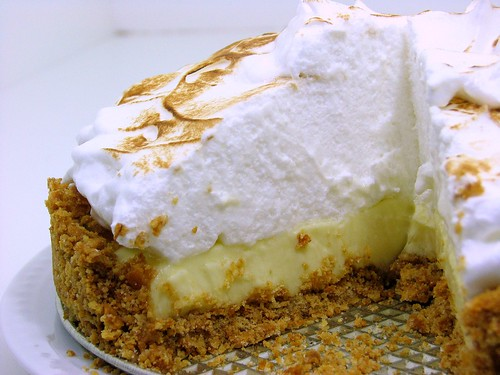 TWD Lime Cream Pie | by Tracey's Culinary Adventures