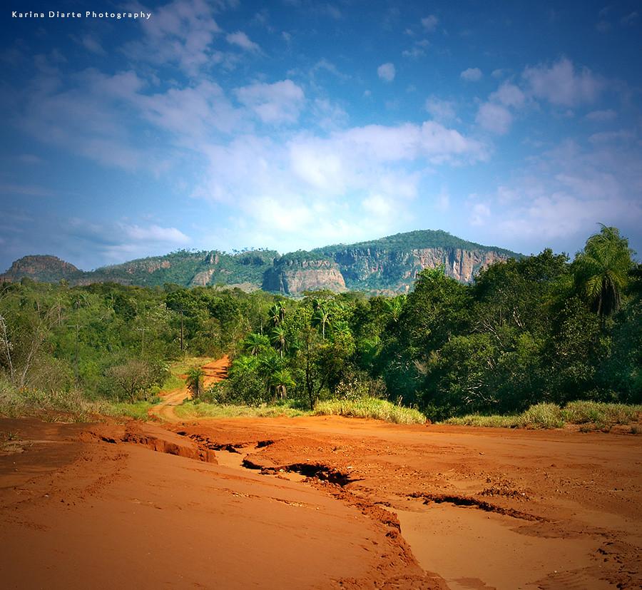 Cerro Aceite - Parque Nacional Cerro Cora