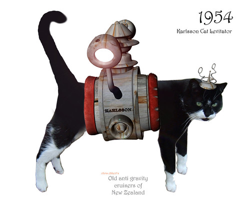 1954 Karlsson Cat Levitator | by Mr Thinktank