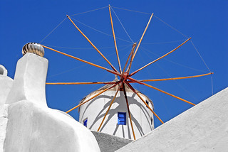 Oia mill | by CromagnondePeyrignac