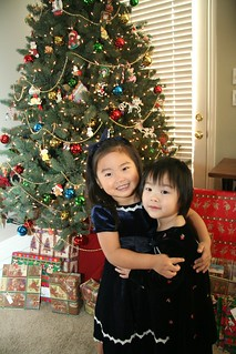Gwen and Maddy Christmas 2007 | by Donna & Andrew