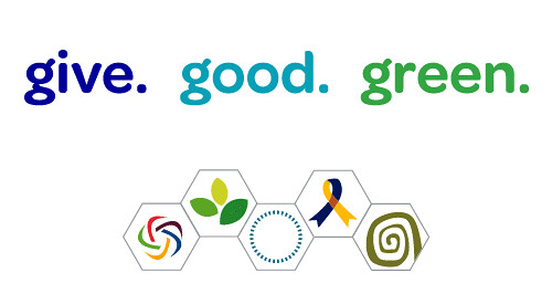 eBay Give.Good.Green Logo | by ebayink