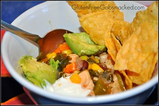 GF Tortilla Soup | by Kate Chan