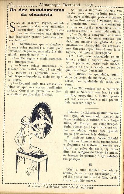 Almanaque Bertrand, 1938 - 11