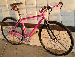 Street Dog - PINK! | by Gunnar Cycles