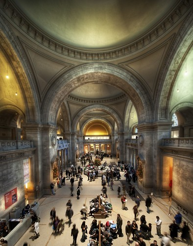 An Amazing Day at the Met | by Stuck in Customs