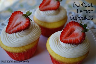perfect lemon cupcakes - Page 328 | by yourhomebasedmom