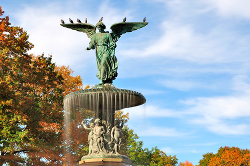 Bethesda Fountain, Central Park, NYC | by andrew c mace