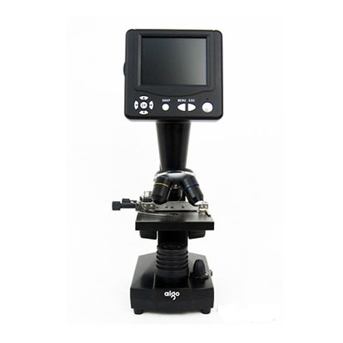 18aigo LCD Digital Microscope EV5610 Black