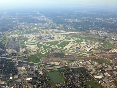 ORD from the air