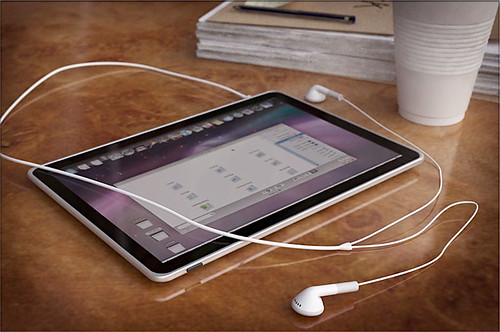 Apple iPad Tablet Concept | by Photo Giddy