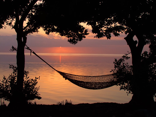 "Beach Hammock | by IronRodArt - Royce Bair (""Star Shooter"")"