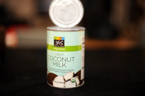 coconut milk | by sassyradish