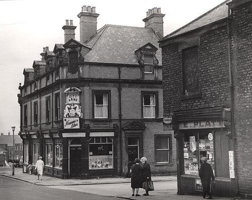016984:City Arms Headlam Street Unknown 1967