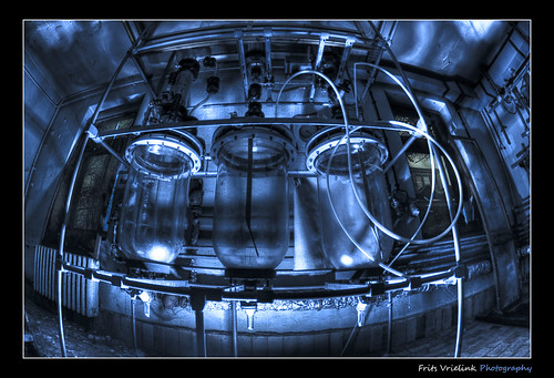Chemical Lab, The TalkUrbex Tour 2010 | by Frits Vrielink | Photography & Design