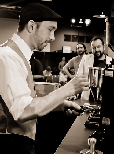 Chris Baca ~ Verve Coffee, Santa Cruz, California ~ 2nd Place Winner, USBC 2010 | by r.e. ~