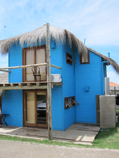 Blue Cabaña | by veganbackpacker