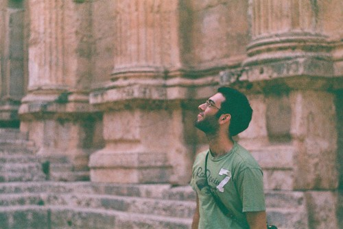 The ruins bewilder the passer-by. [expired film] | by C. Matheus