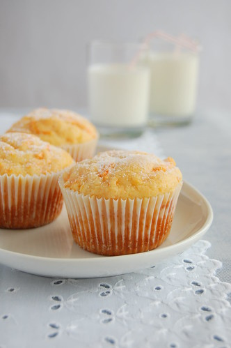 Carrot muffins / Muffins de cenoura | by Patricia Scarpin