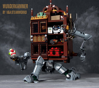 WunderKammer by V&A Steamworks | by V&A Steamworks - Guy HImber