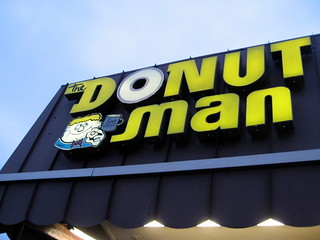 THE DONUT MAN | by Cathy Chaplin | GastronomyBlog.com