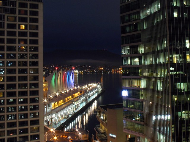 Canada Place - Vancouver BC