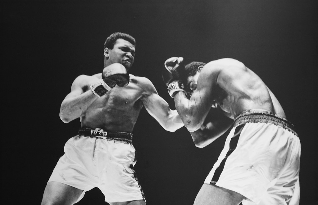 Muhammad Ali vs. Ernie Terrell, Houston Astrodome, Houston, TX, 1967