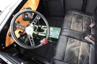 1929 Ford Model A interior | by cartype.com