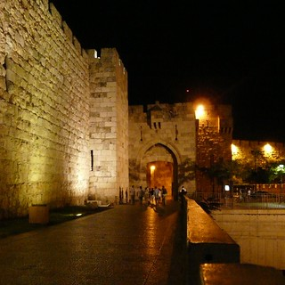 Jaffa gate in Jerusalem / Puerta de Jaffa, Jerusalén | by jovidoes