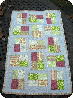 Mini Quilt for marilynkb | by j_q_adams