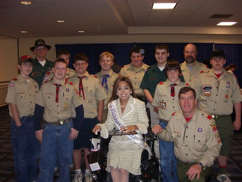 Ms. Wheelchair America 2005