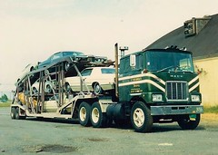 Mack F car hauler | by PAcarhauler