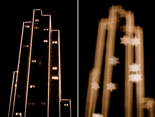 Bokeh Masters Kit Test: Building before and after | by bhautik joshi