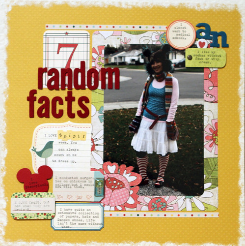 7 Random Facts | by simplyAutumn