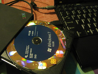 Windows 7: DVD | by bfishadow
