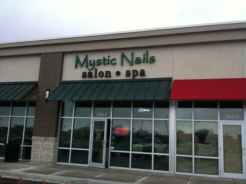 Mystic Nails Spa Studio City Ca