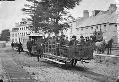 Tram Cars, Rostrevor, Co. Down