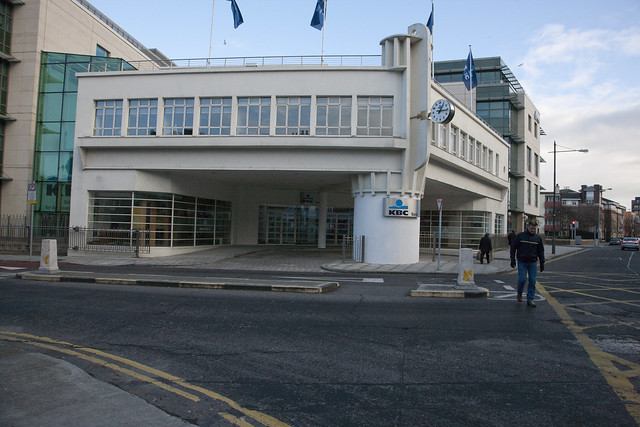 Art Deco In Dublin - The Archer's Garage Incident