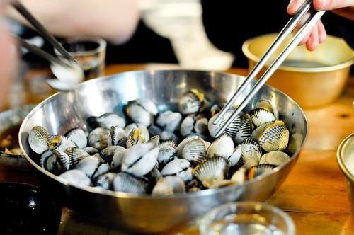 R Clams Healthy Bowl of clams | A deli...