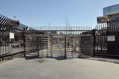 Revolving Doors into Tijuana