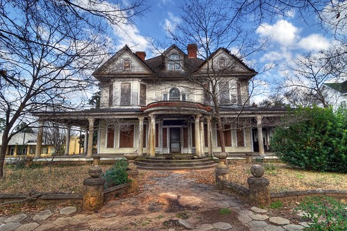 Dawson Georgia My New Favorite Abandoned Old House In