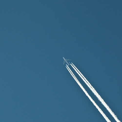 Fly Me... (Composition in Blue and White #1) | by Gilderic Photography